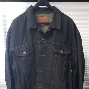 Guess Denim trucker jacket